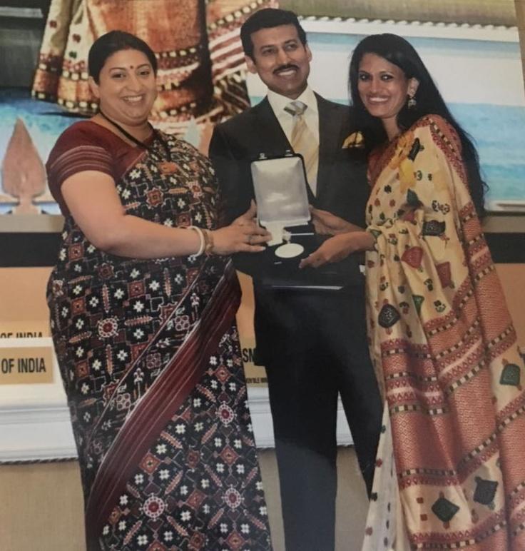 CFSI film wins the prestigious 'Rajat Kamal' award at 65th National Film Awards