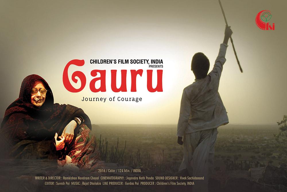 'Gauru' at Bollywood Film Festival, Norway.