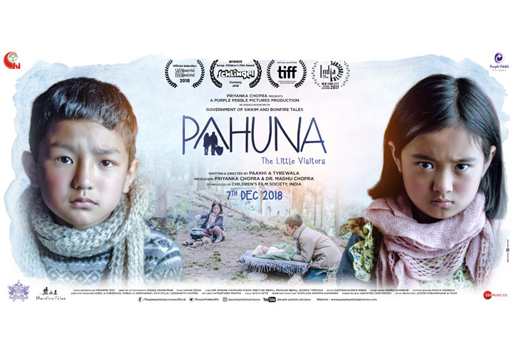'Pahuna' - The Little Visitors' coming to meet you in theatres on 7th December 2018