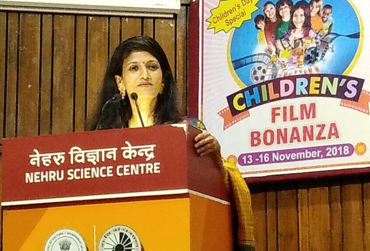 Speech by Ms. Swati Pandey, CEO, CFSI